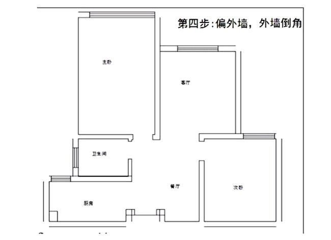 泉州室内设计培训学校教你室内装修用画cad结构图的方法